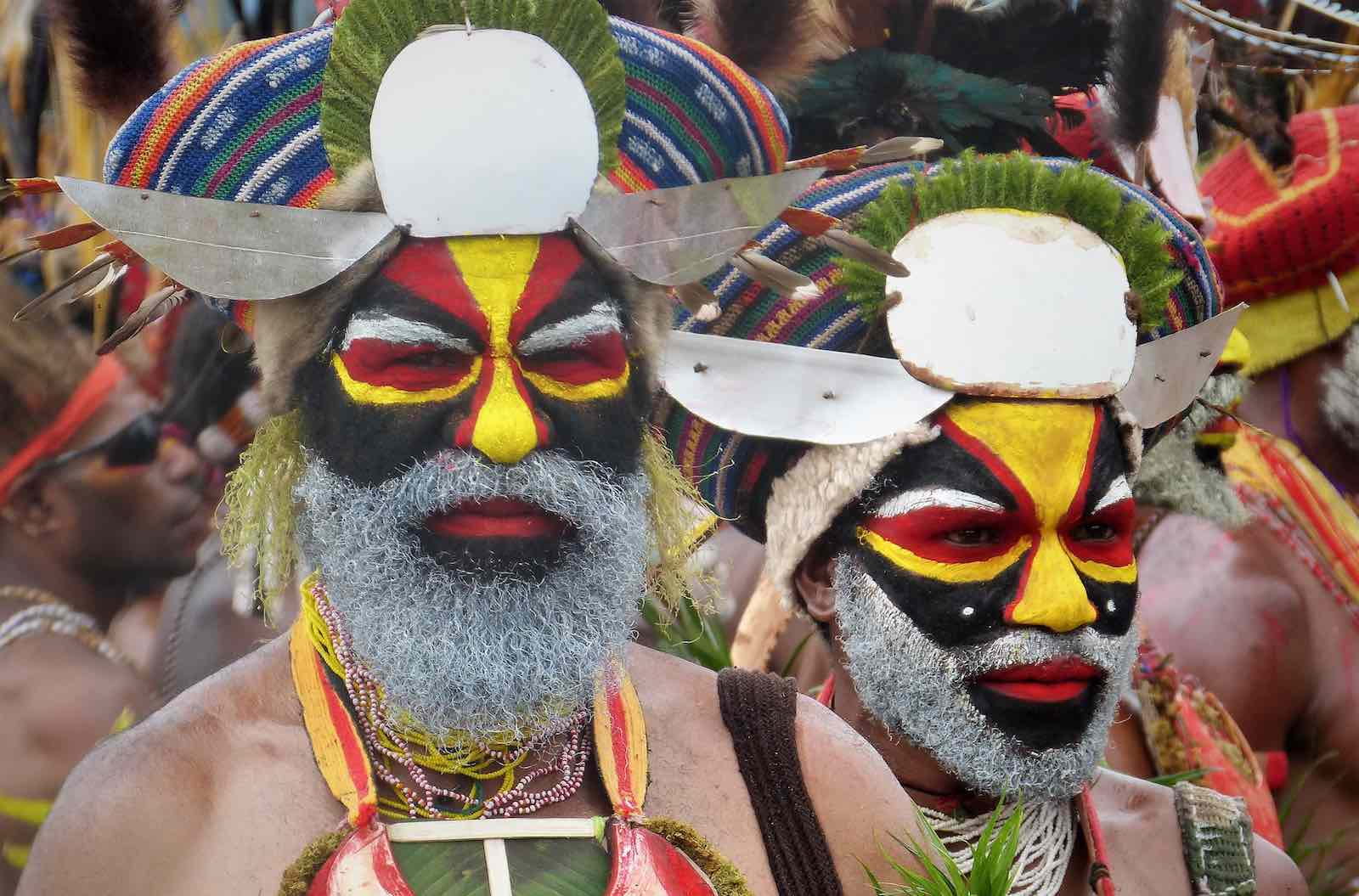 Mt Hagen Sing Sing 2019, in the Western Highlands of Papua New Guinea (Photo: gailhampshire/Flickr)