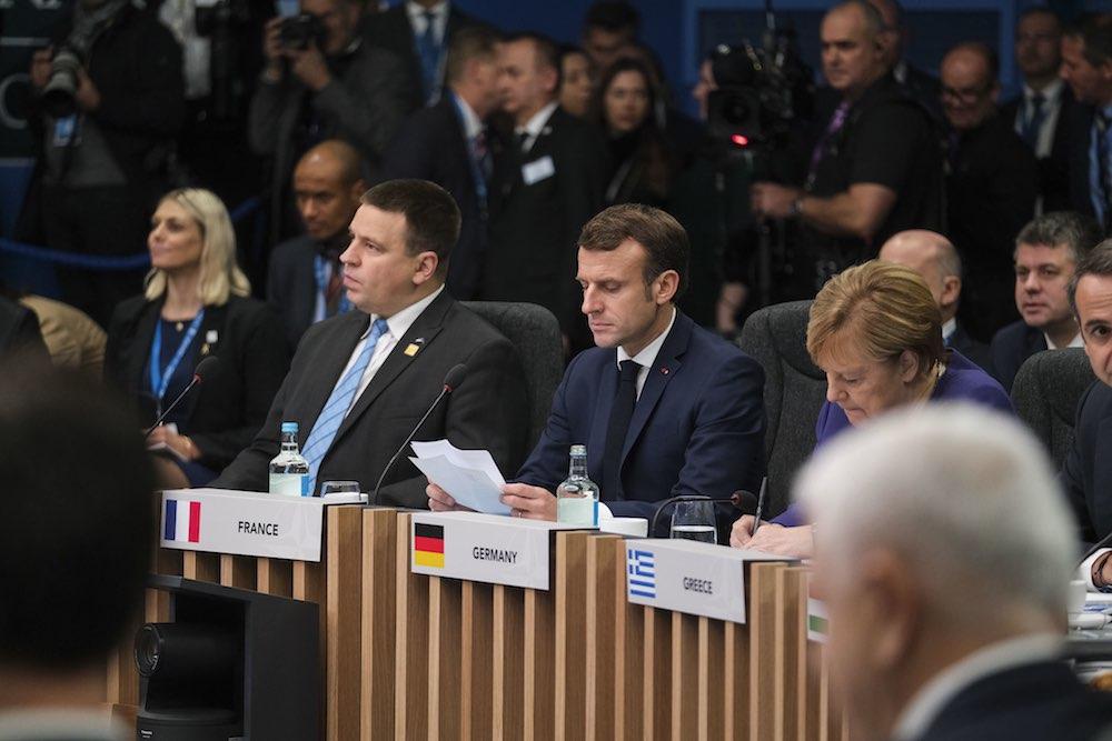 Plus Ca Change Nato Summitry In The Age Of Trump The Interpreter