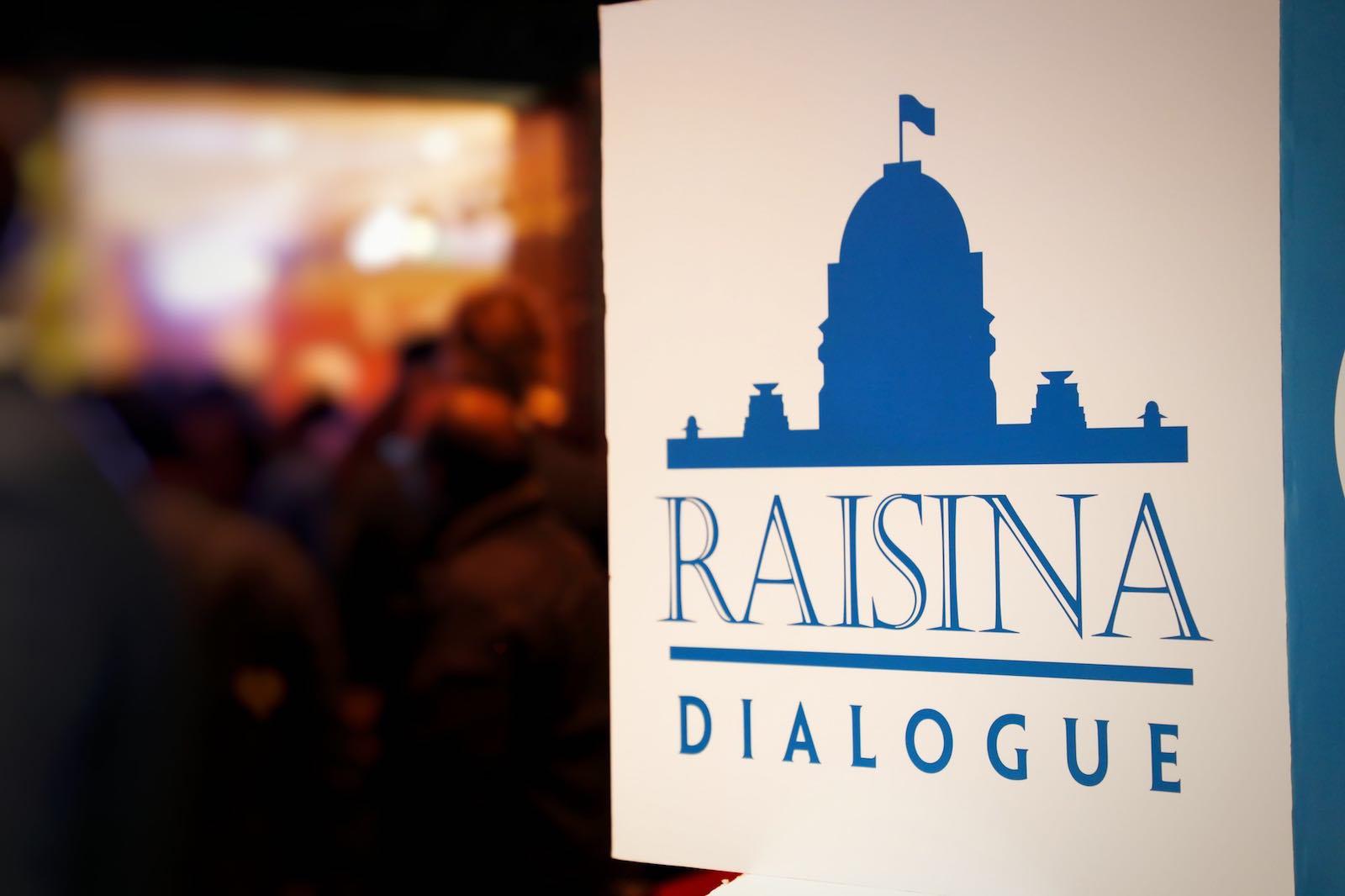 Scott Morrison wasn't at the Raisina Dialogue, but his ideas were