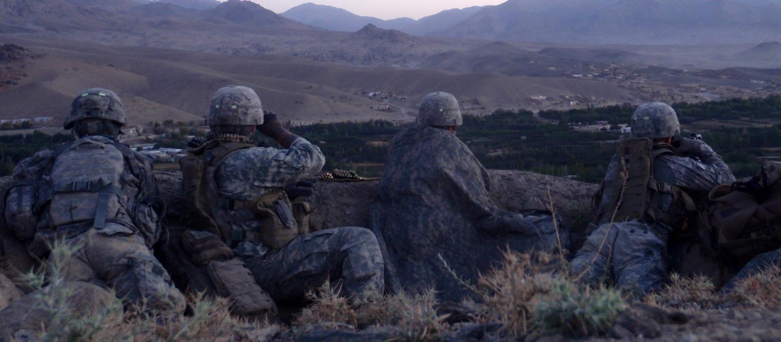 US Army Soldiers in Afghanistan (Photo: DVIDSHUB/ Flickr)
