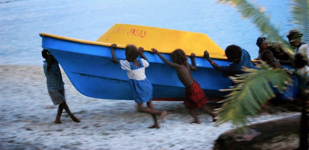 Bale village, west Guadalcanal, Solomon Islands (Photo: Tom Perry via Flickr)