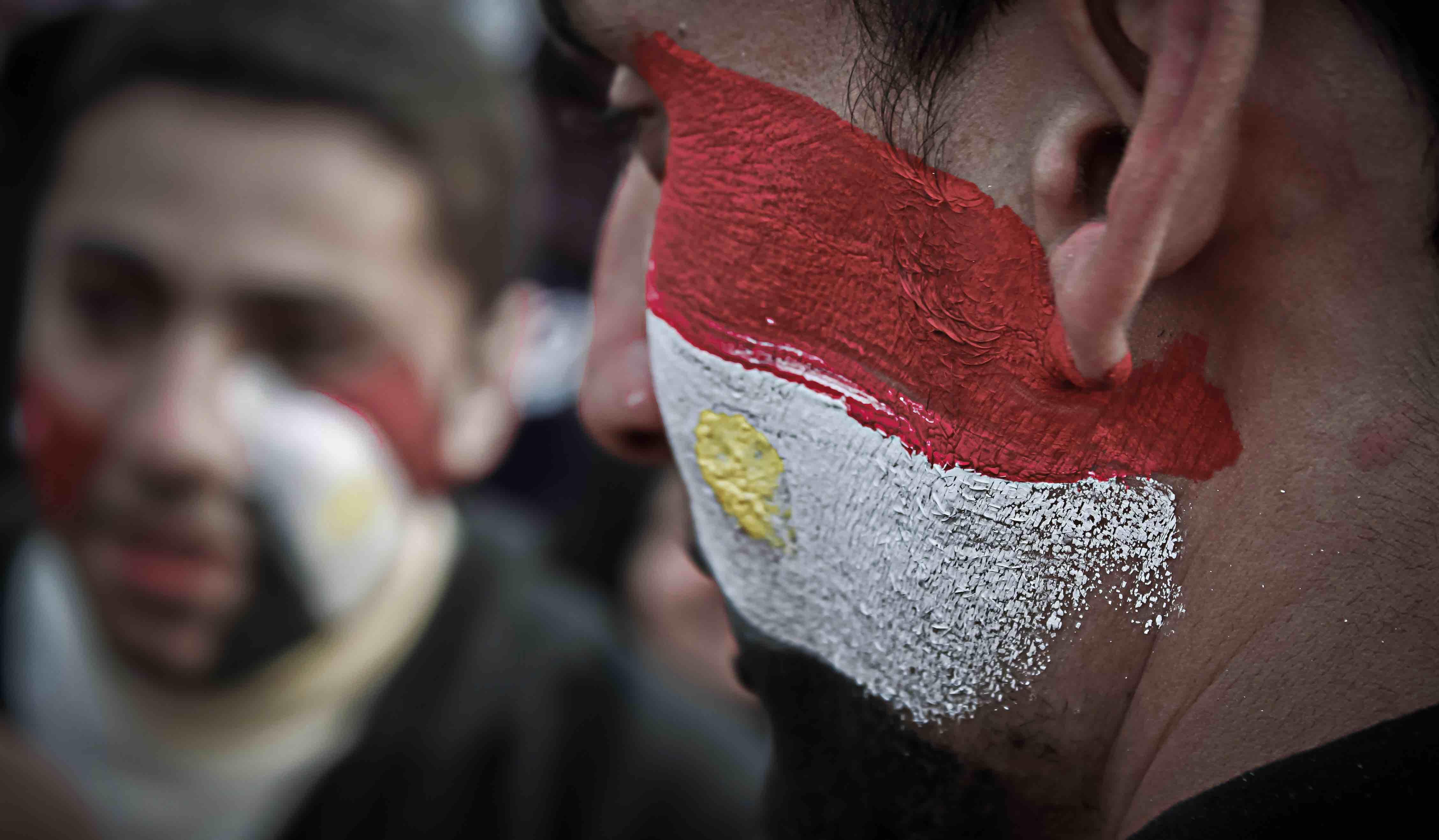 Rallies in Tahrir Square, Cairo, 2011 (Photo: Ahmad Hammoud/Flickr)