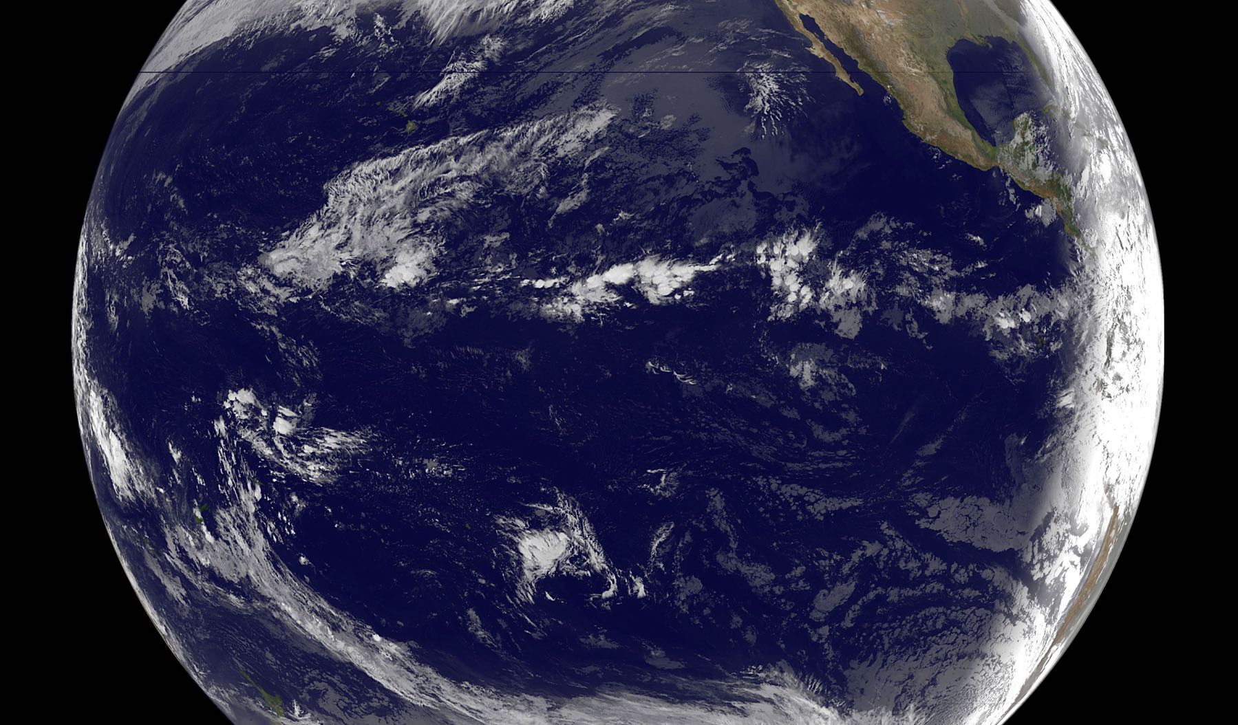 Pacific Ocean basin (Photo: NASA Goddard Space Flight/Flickr)