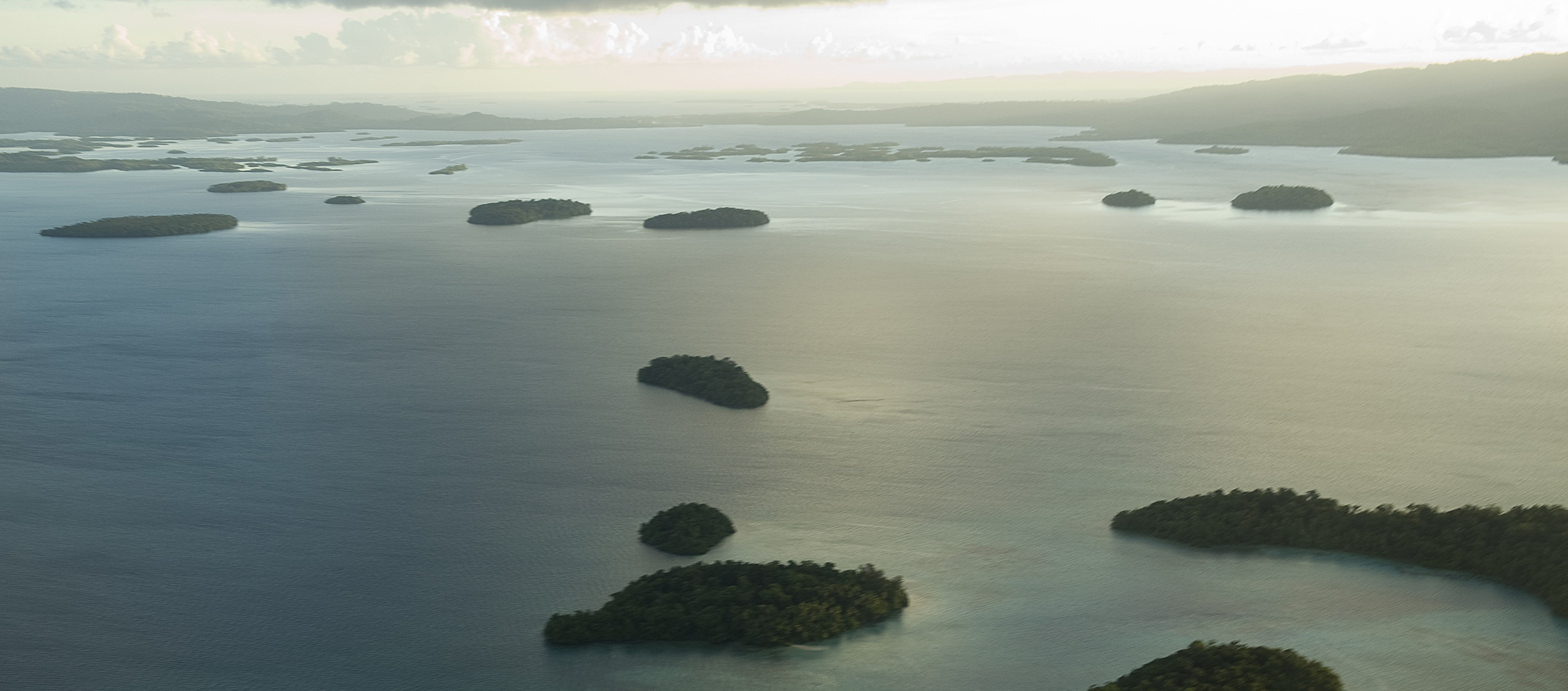 Marovo Lagoon in Solomon Islands (Photo: Flickr/United Nations Photos)