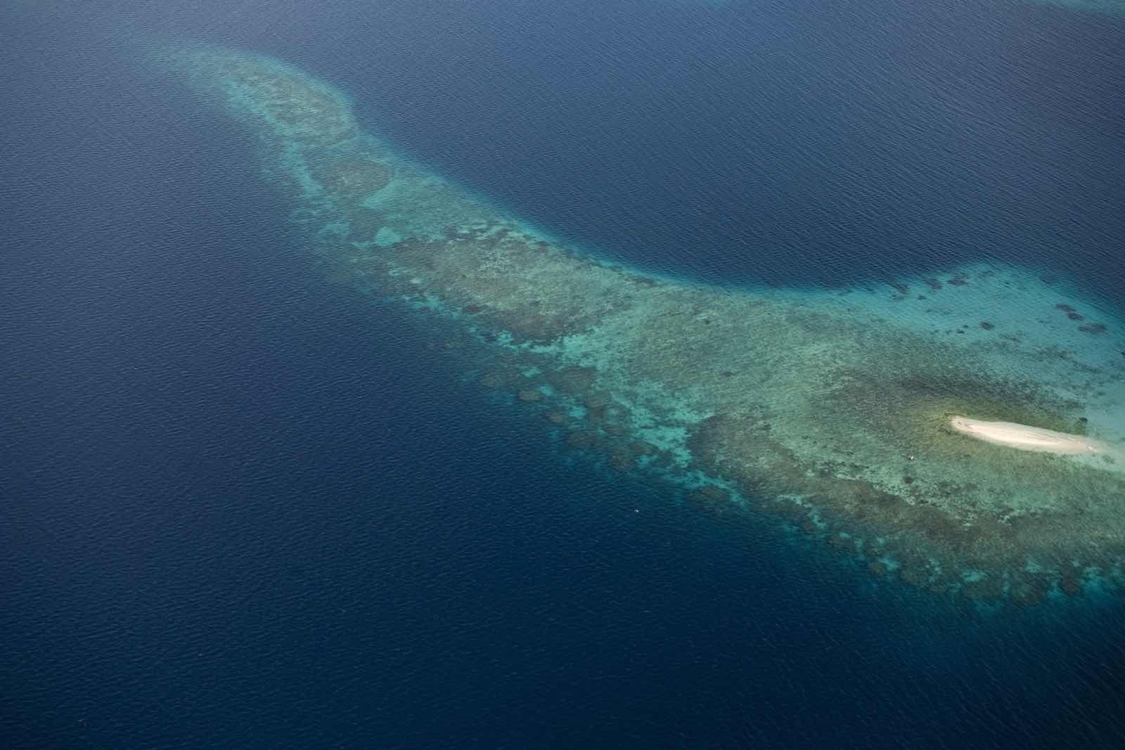 Marovo Lagoon, Solomon Islands (Eskinder Debebe/UN Photo)
