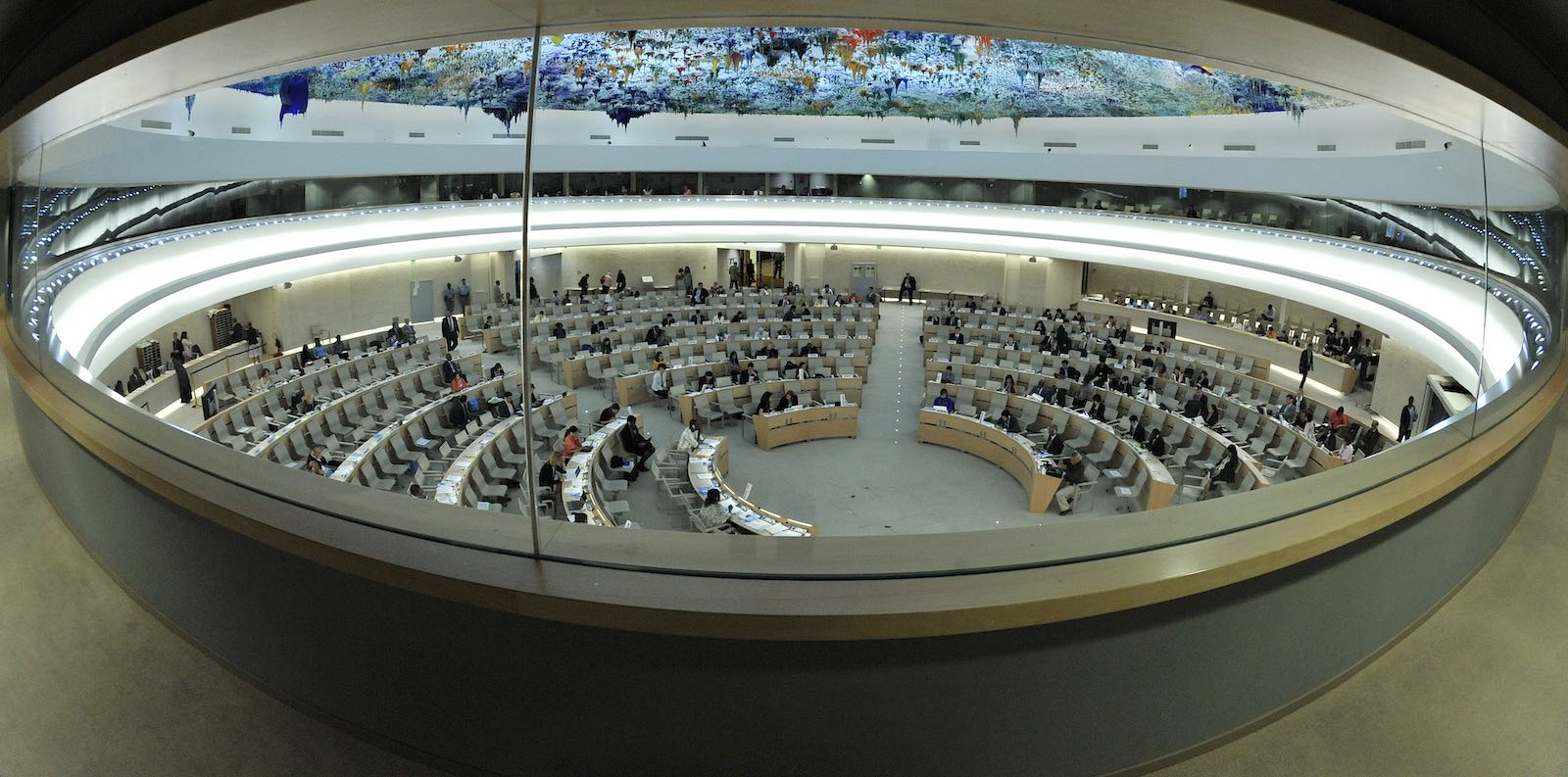 The UN Human Rights Council in Geneva (Photo: UN Photo)