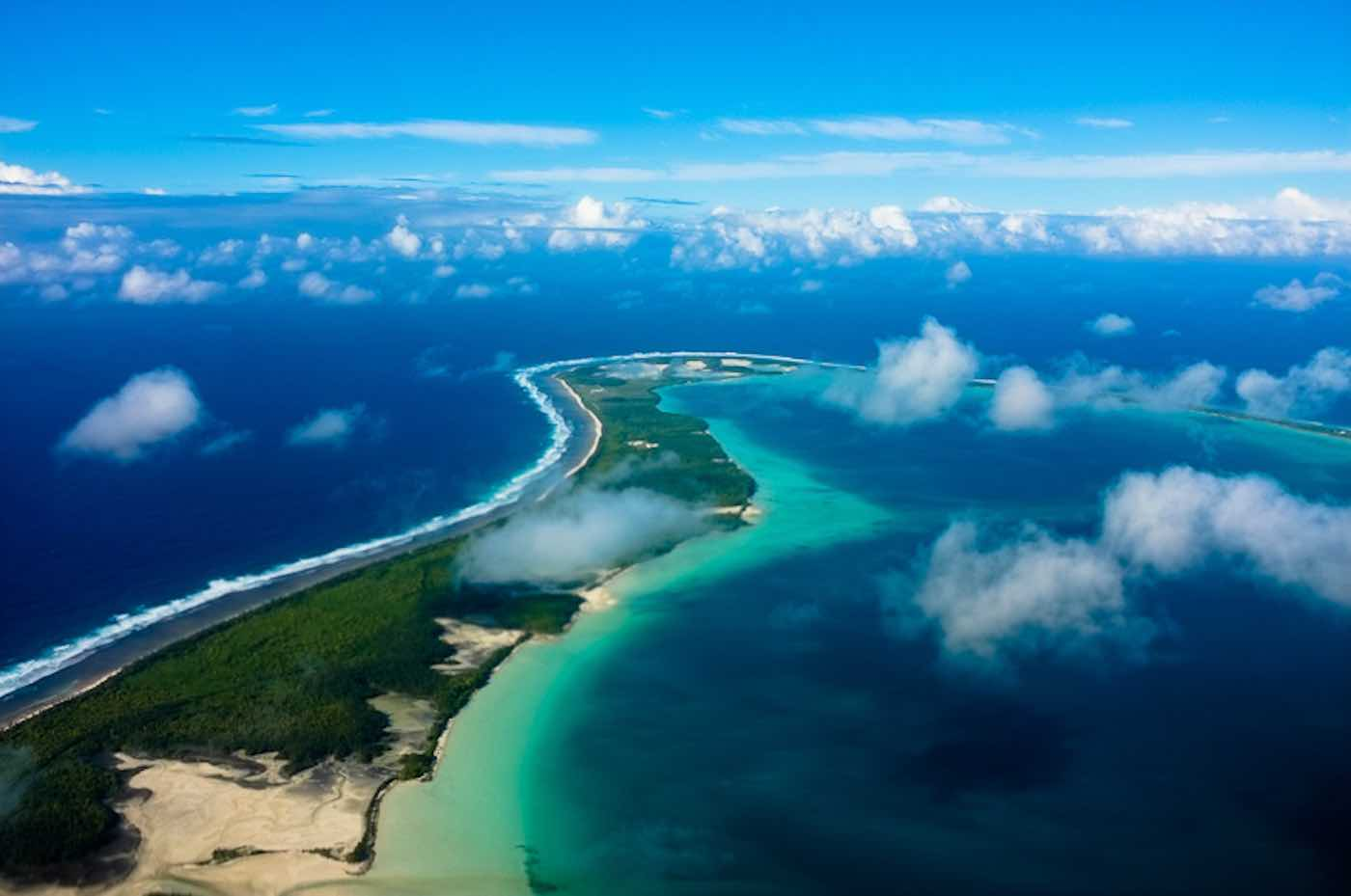 The edge of Diego Garcia flying out (Photo: Jeff Laitila/Flickr)