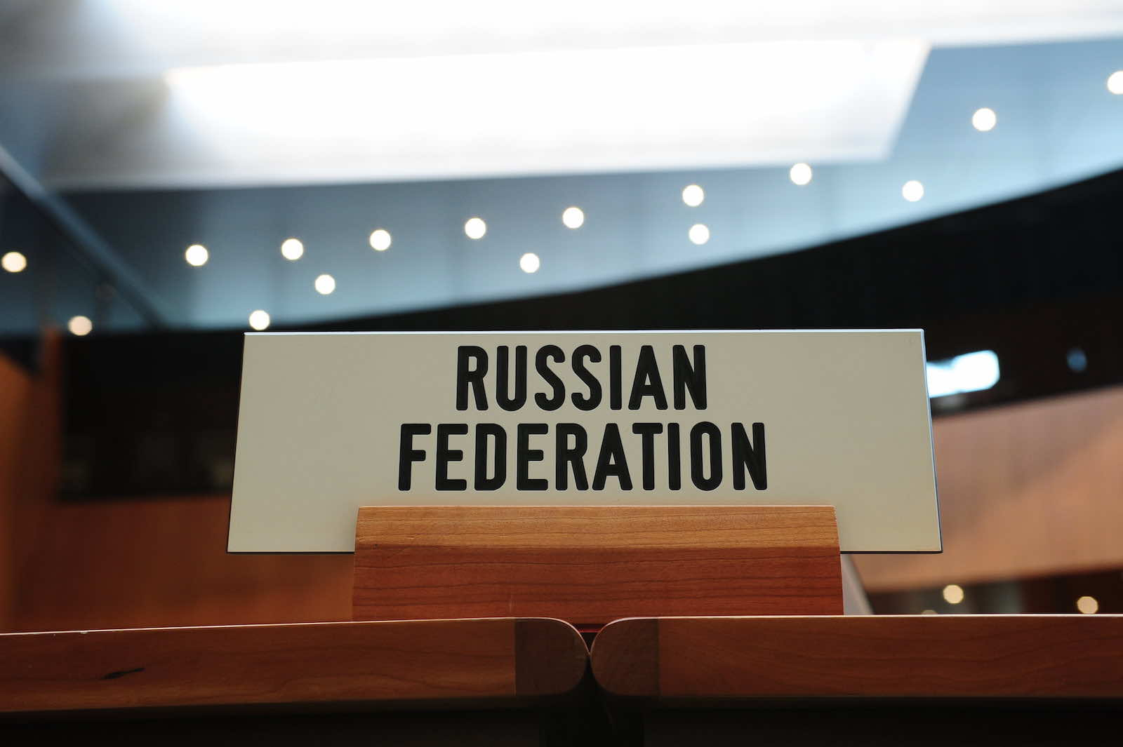 Neither the White House nor the Kremlin are anticipating any fundamental change in the relationship (WTO/Studio Casagrande)