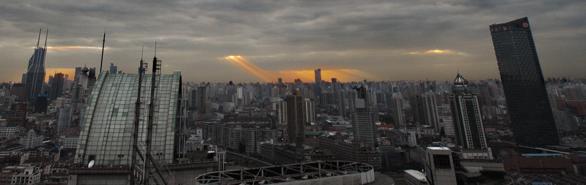 Shanghai, China (Photo: Jonathan Kos-Read/Flickr)