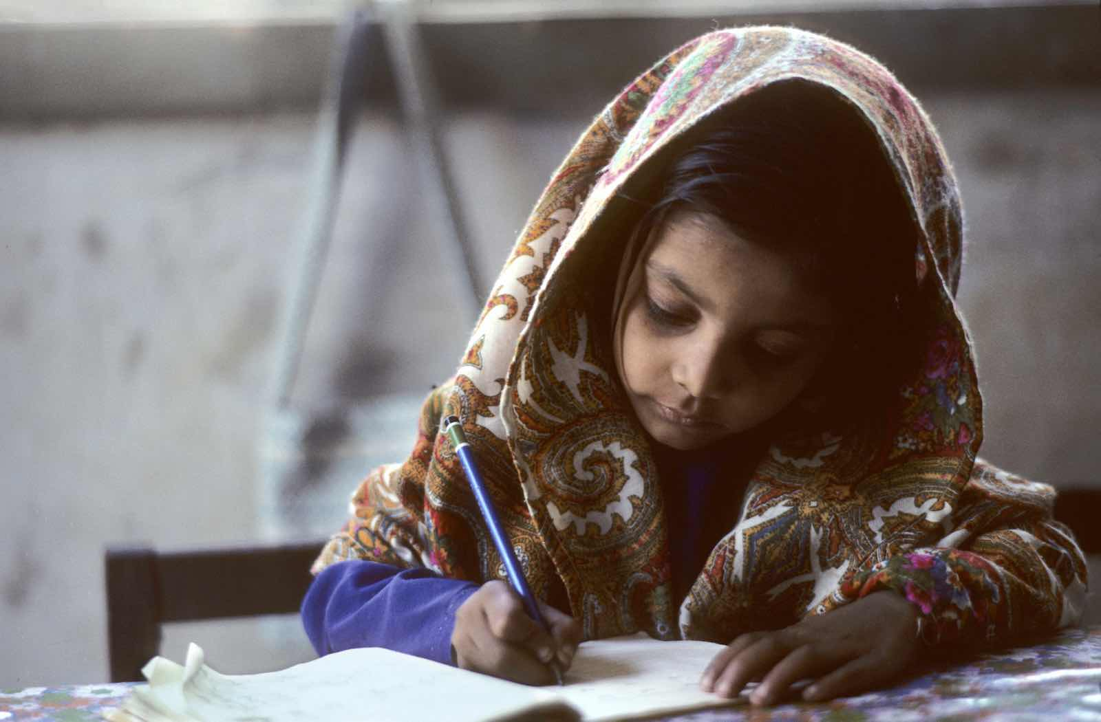 Australian aid supported two million more Pakistani girls going to school yet aid to the country will be eliminated next year (Photo: John Isaac/UN Photo)