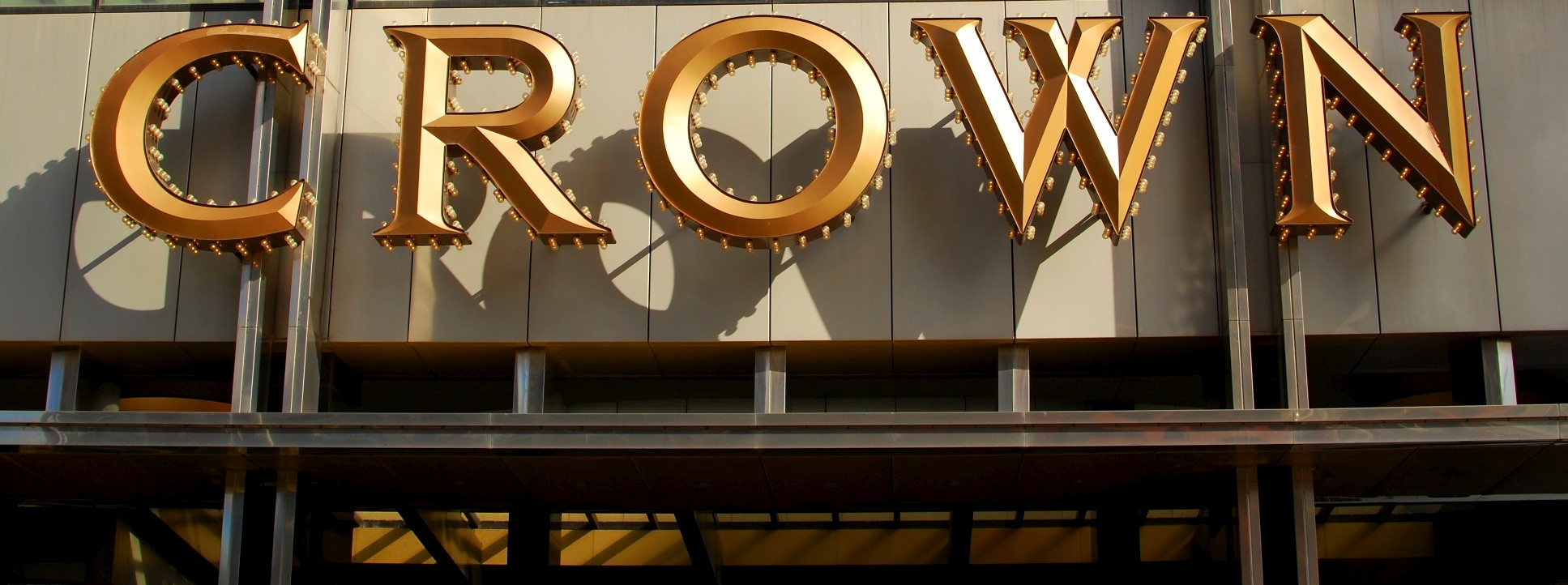 Crown Casino in Melbourne (Photo: Flickr/Paolo Rosa)