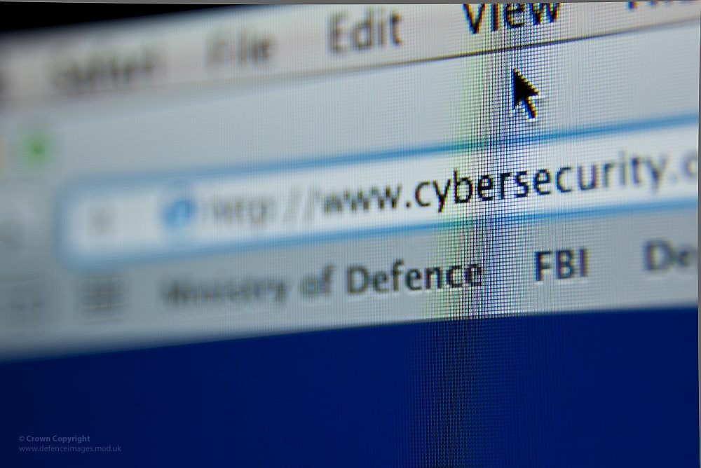 The ability to detect and defend against cyberattacks is crucial to national security (Harland Quarrington/UK Ministry of Defence)