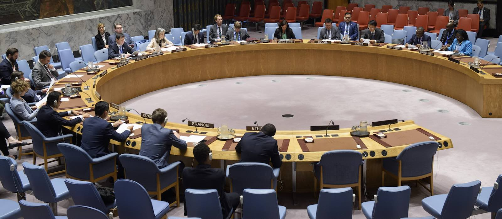 The United Nations Security Council meets in New York on 7 June (Photo: United Nations Photo)