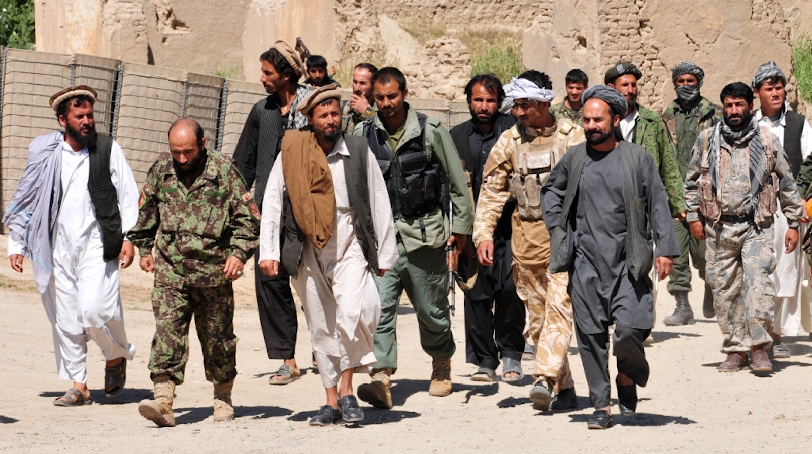 Taliban insurgents (Photo: Wikimedia Commons)
