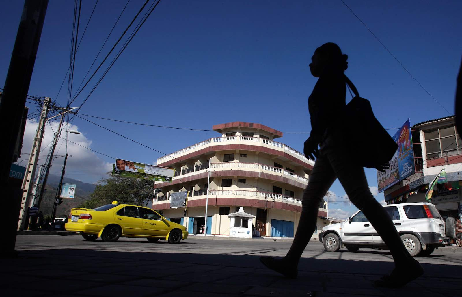 Downtown Dili, 2011 (Photo: Asian Development Bank/Flickr)