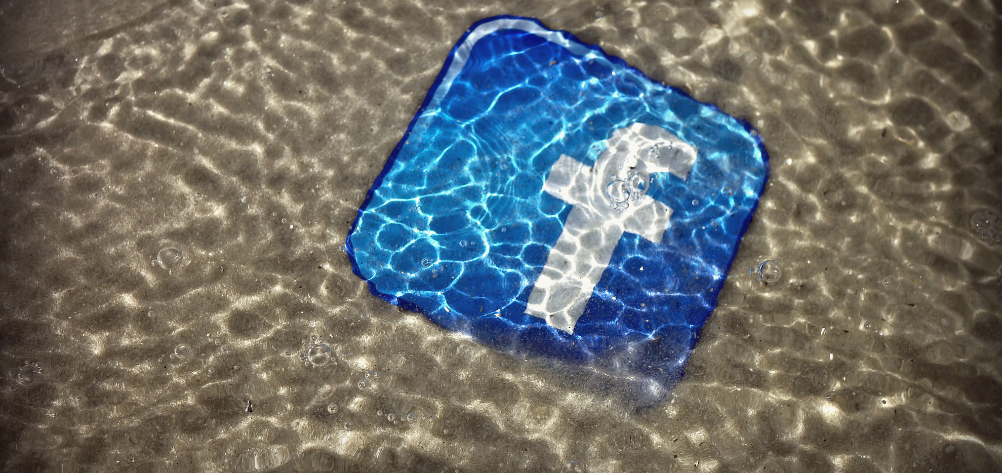Australians are drowning in Facebook (Photo: mkhmarketing/Flickr)