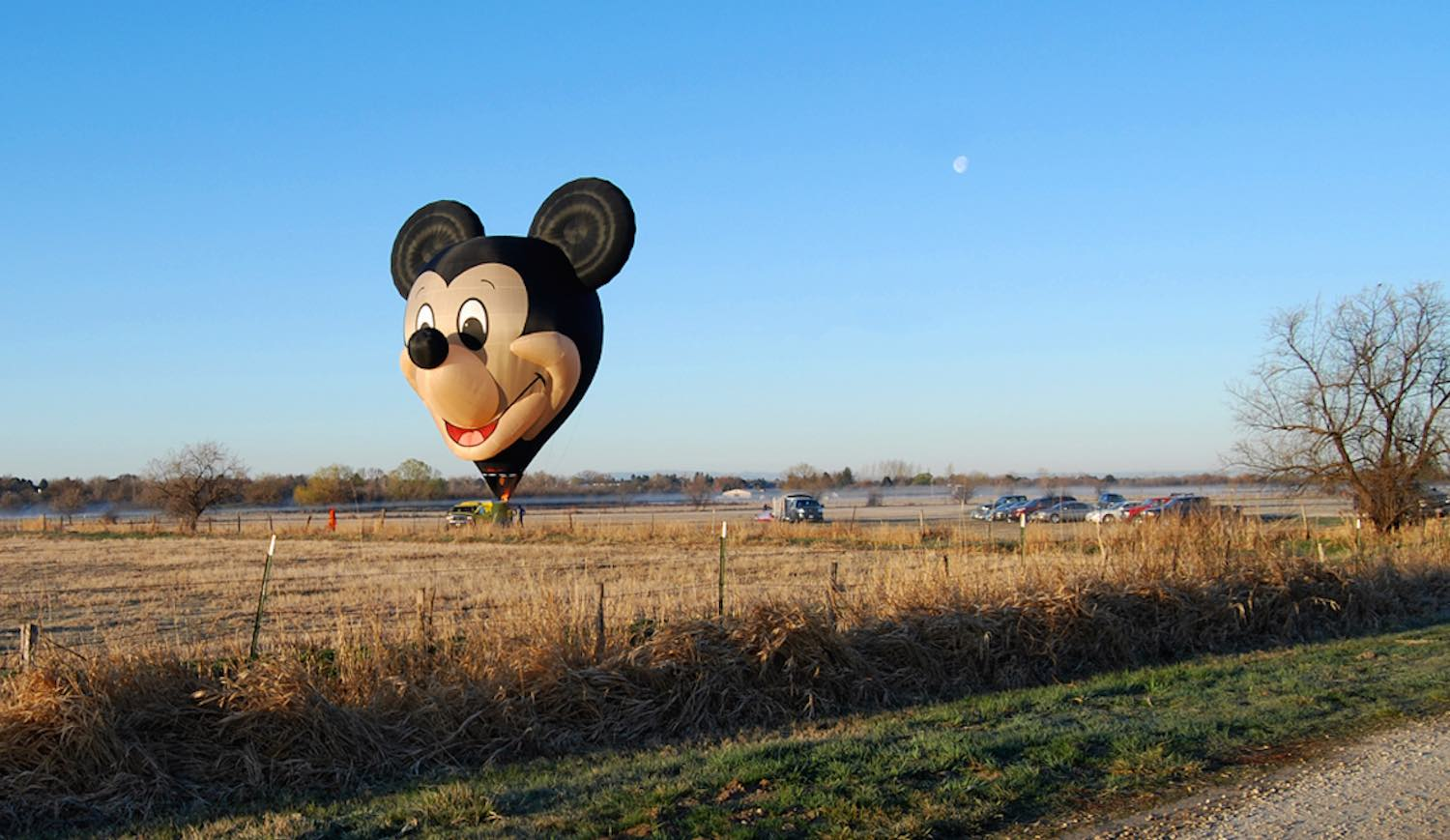 We are still giving copyright protection to Mickey Mouse, long after the creator died (Photo: Roadsidepictures/Flickr)
