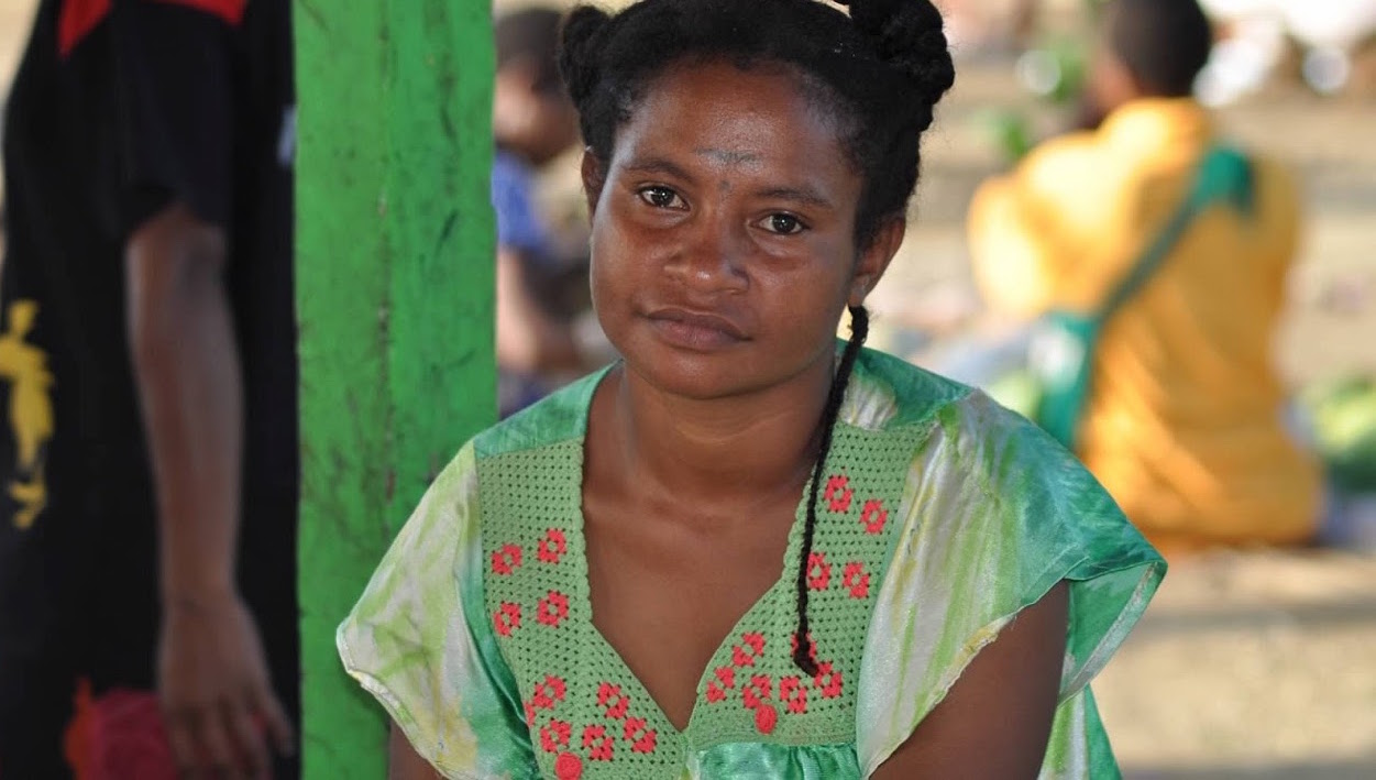 Gerehu market, Port Moresby (Photo: UN Women Asia and the Pacific/Flickr)