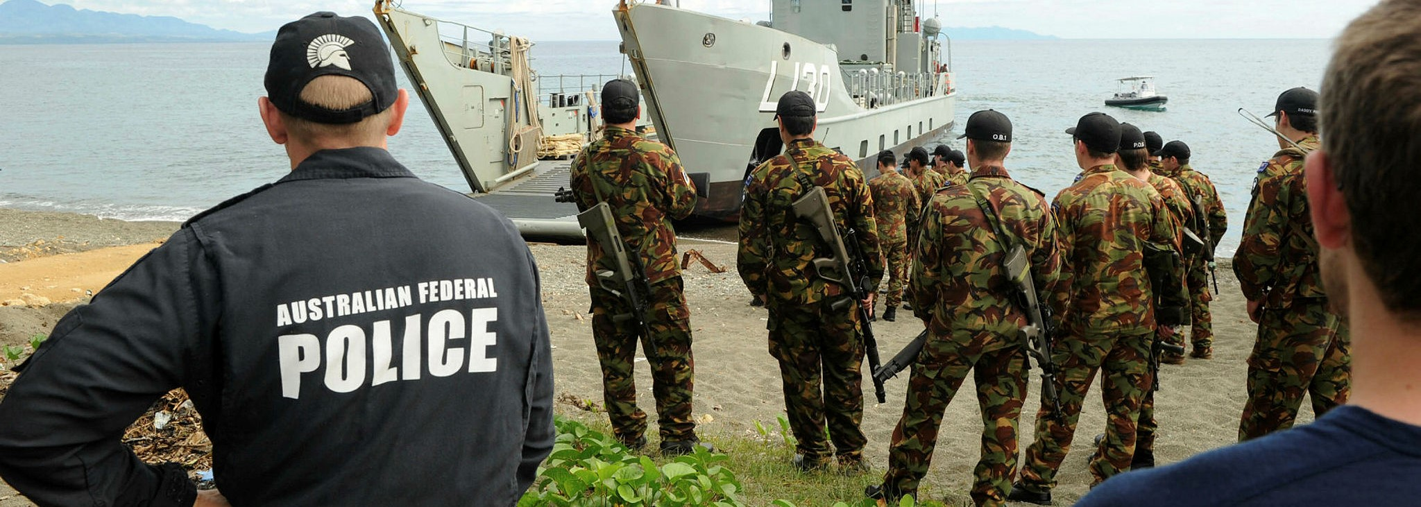Photo: Australian Defence Image Library