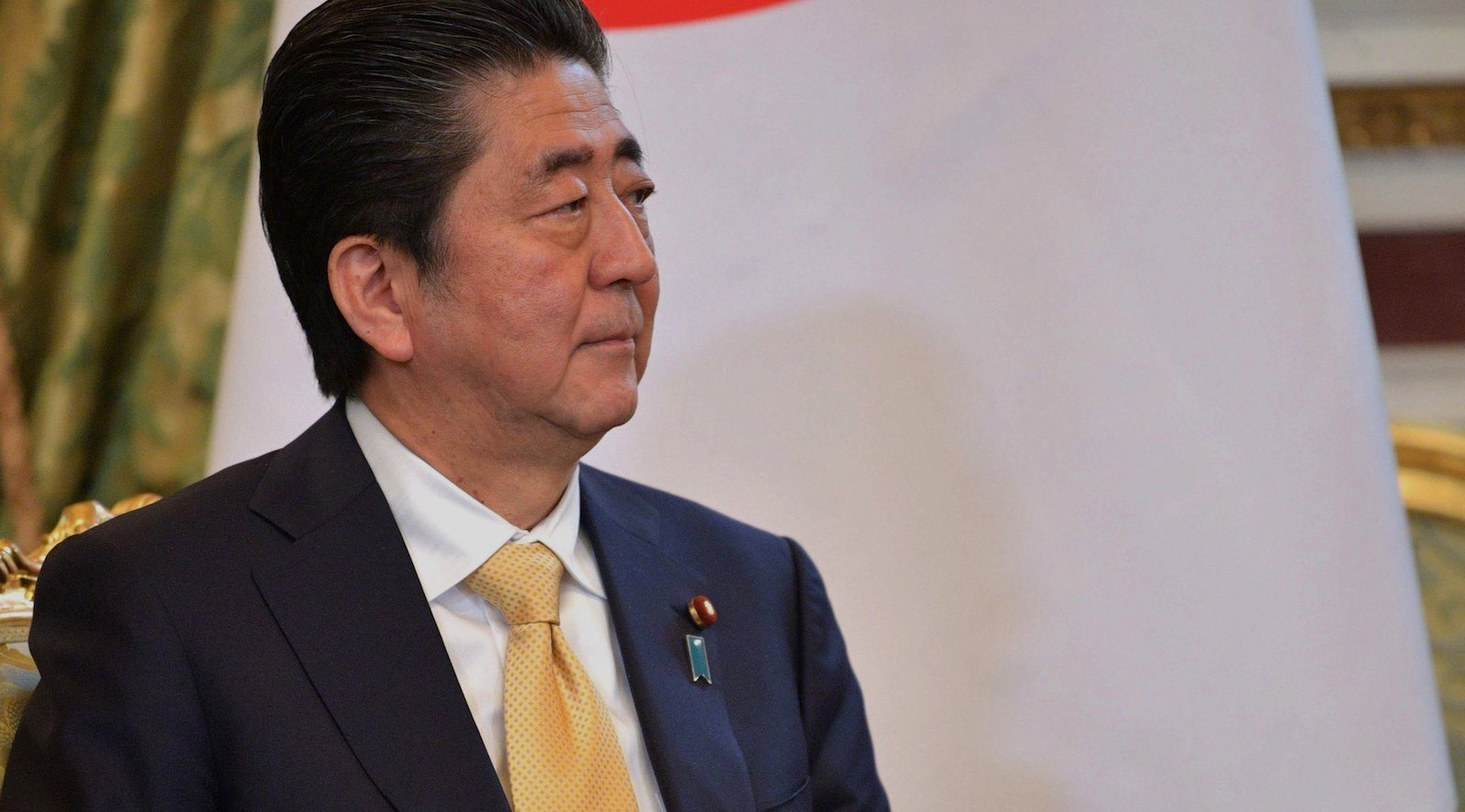 Japan's Prime Minister Shinzo Abe (Photo: Kremlin.ru)