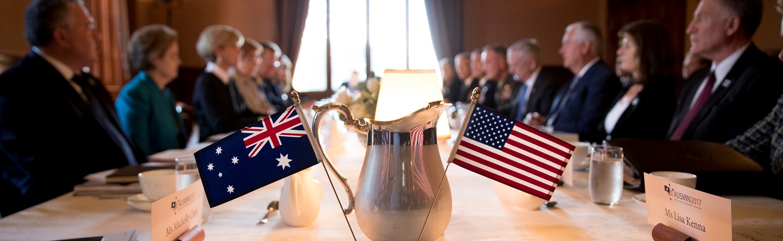 AUSMIN talks get underway in Sydney today (Photo: Australian Defence Image Library)