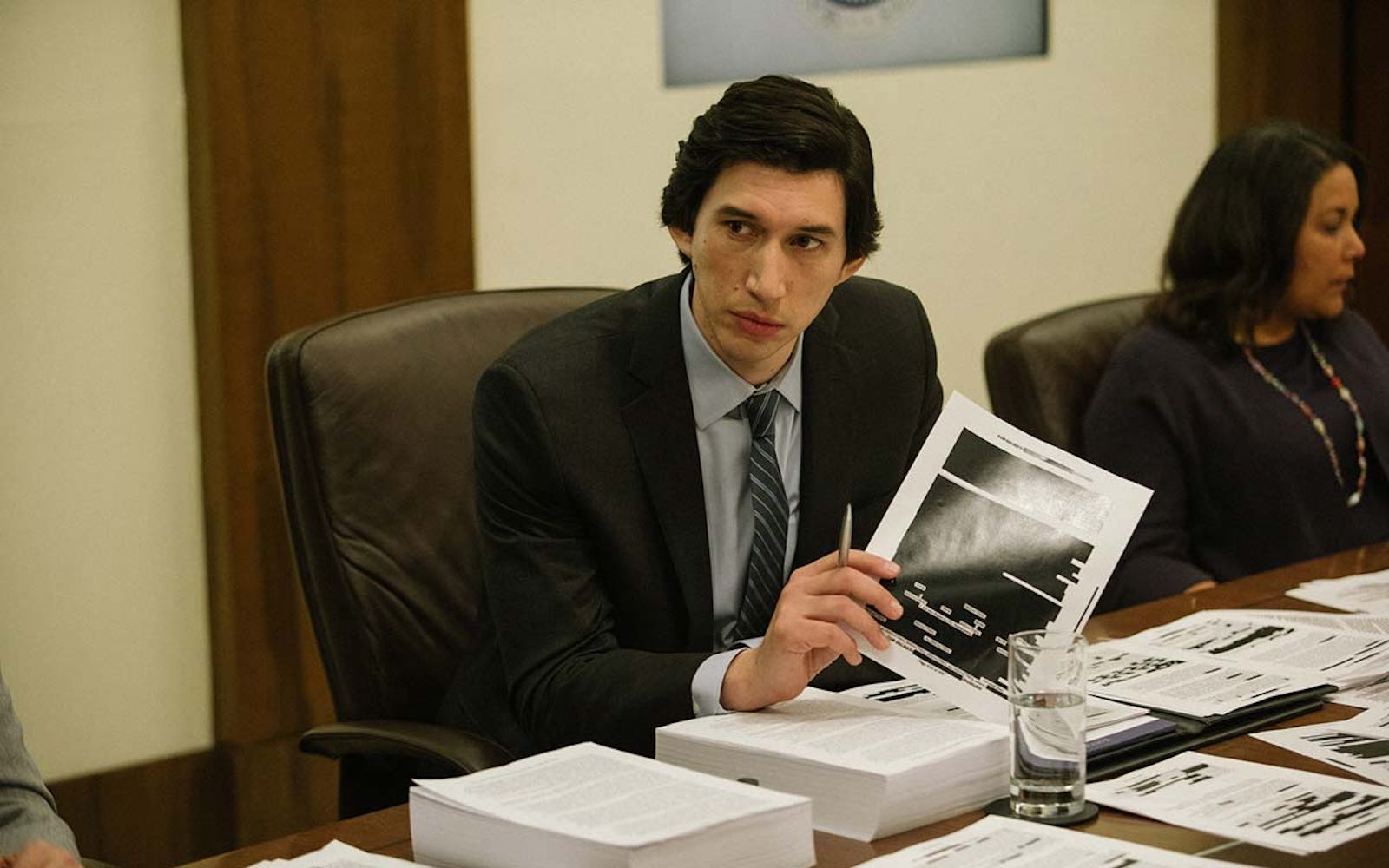 Adam Driver as Daniel Jones in 'The Report' (Photo courtesy of Sundance Institute)