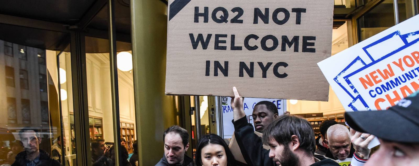 Amazon decided it will not be opening its second headquarters in New York City (Photo: Wikimedia Commons)
