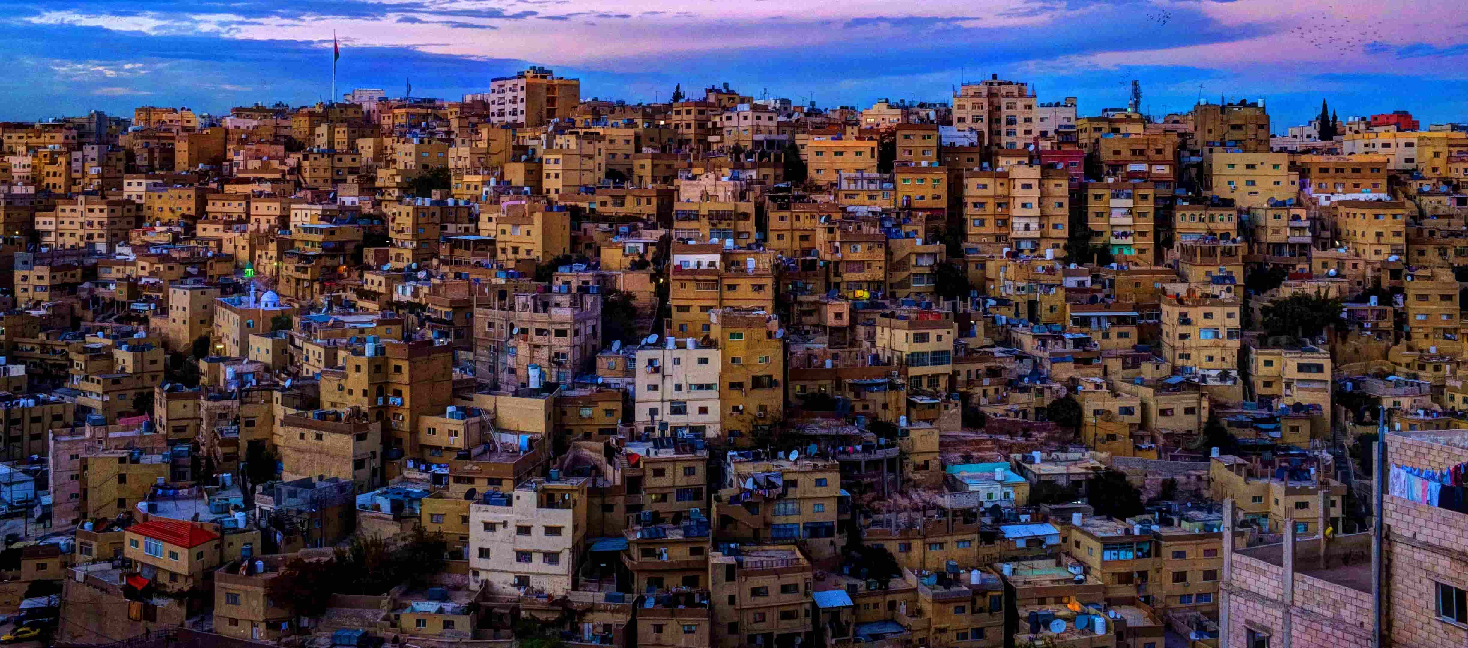 Amman, Jordan, 2013 (Photo: Mahmood Salam/Flickr)