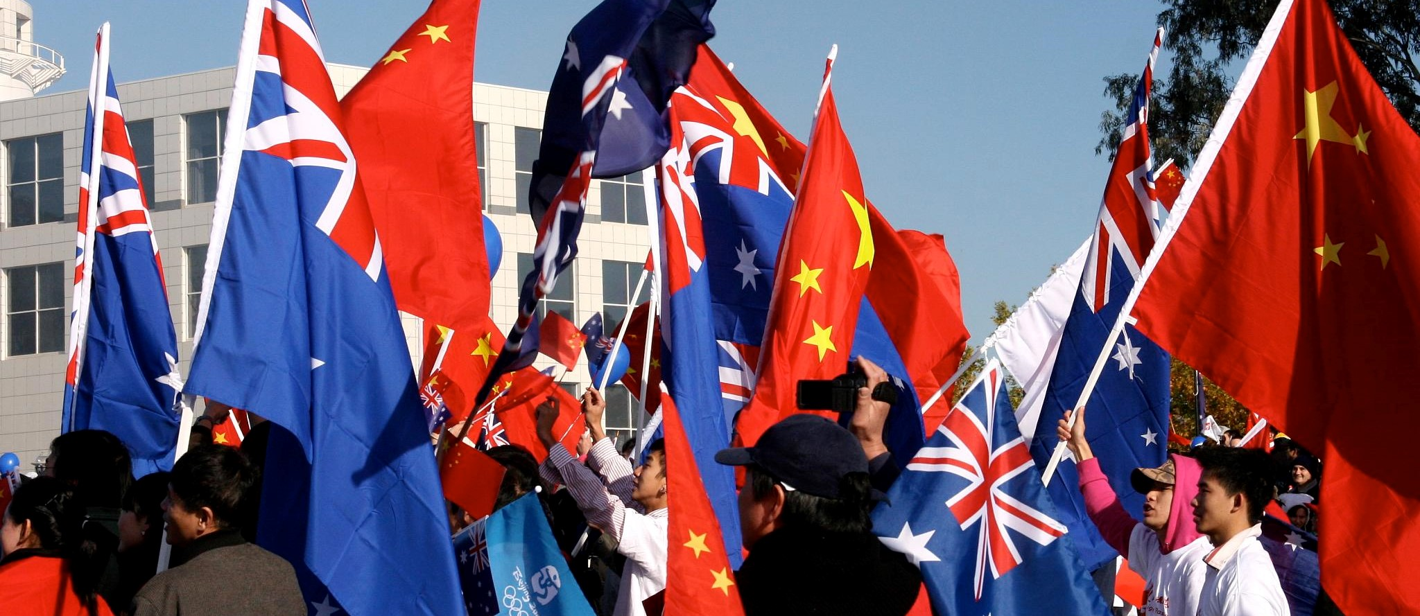 chinese australian relations essay