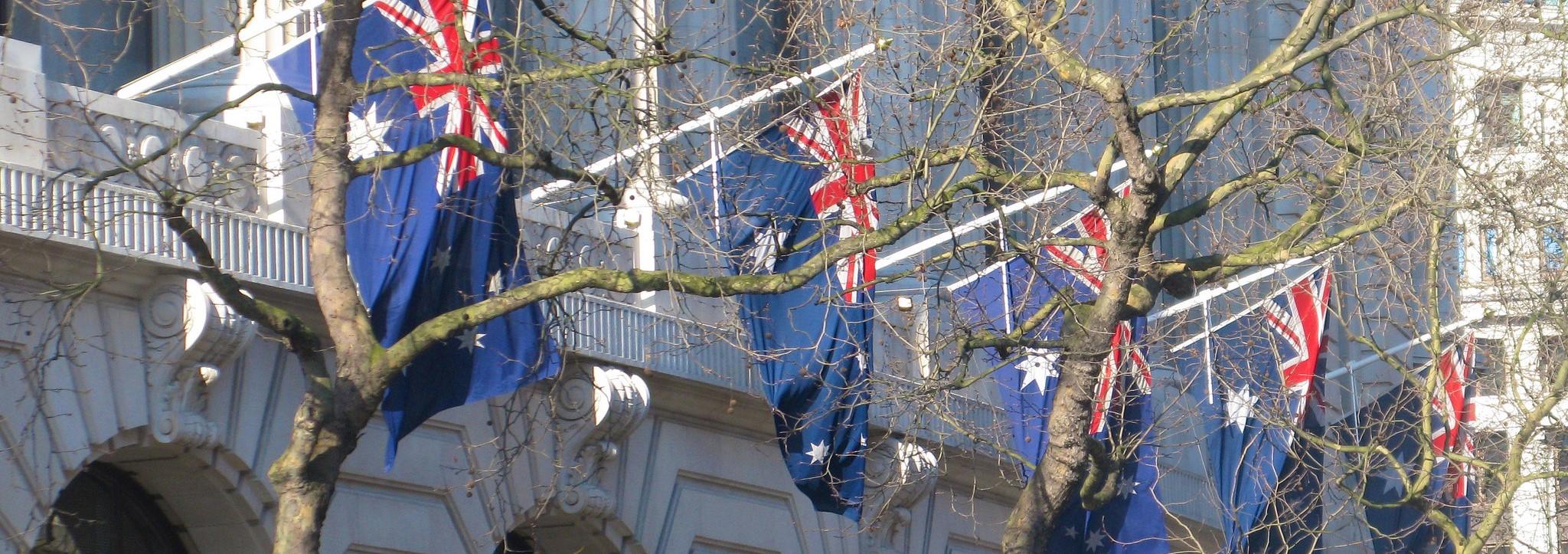 Australia House, London (Photo: Flickr/Ronnie Macdonald)