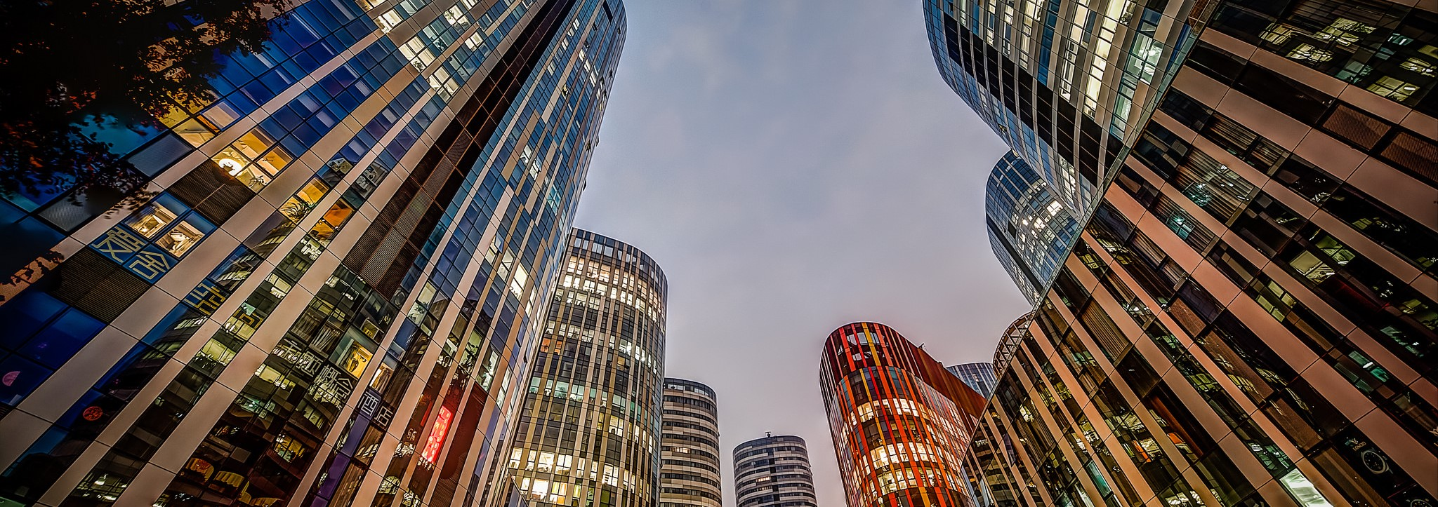 Modern Beijing  (Photo: Flickr/Tom Davidson)