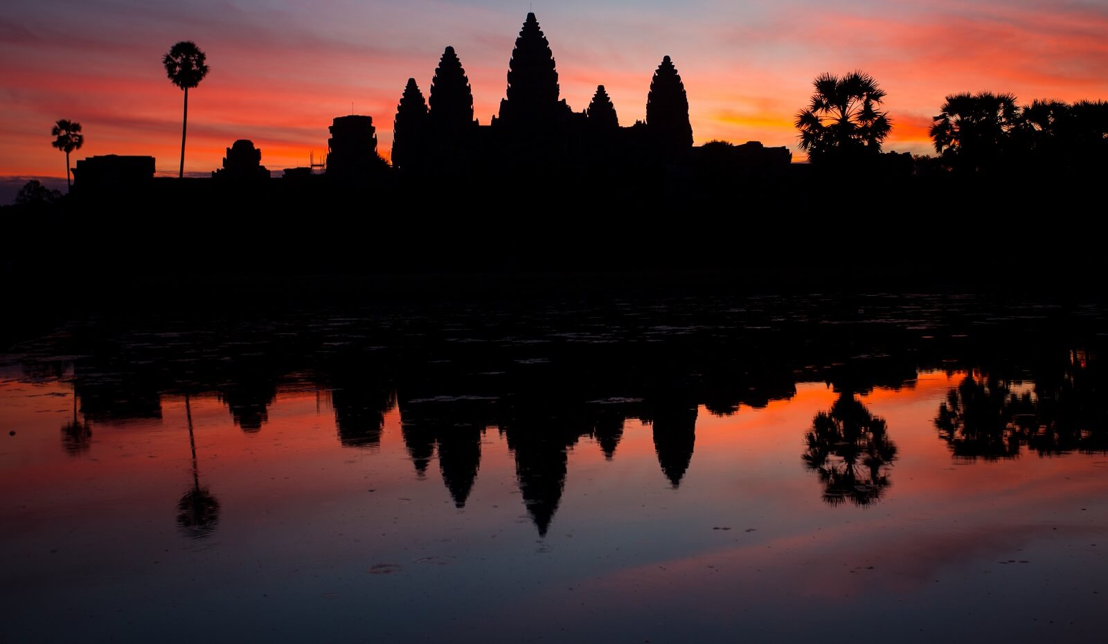 Angkor Wat, Cambodia (Photo: Alex Berger/Flickr)