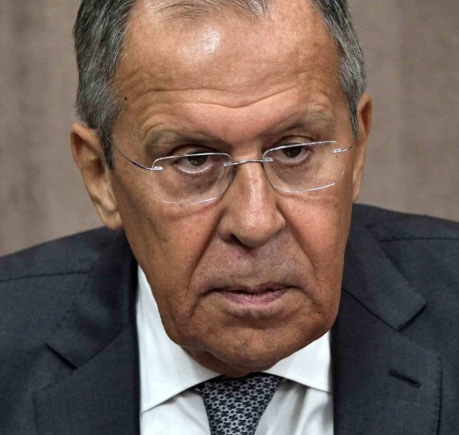 Russia's Foreign Minister Sergey Lavrov (Kremlin.ru)