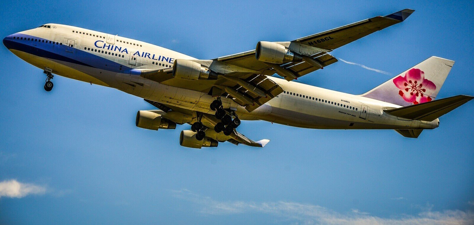 China Airlines Boeing 747 (Photo: Sam Yu/Flickr)