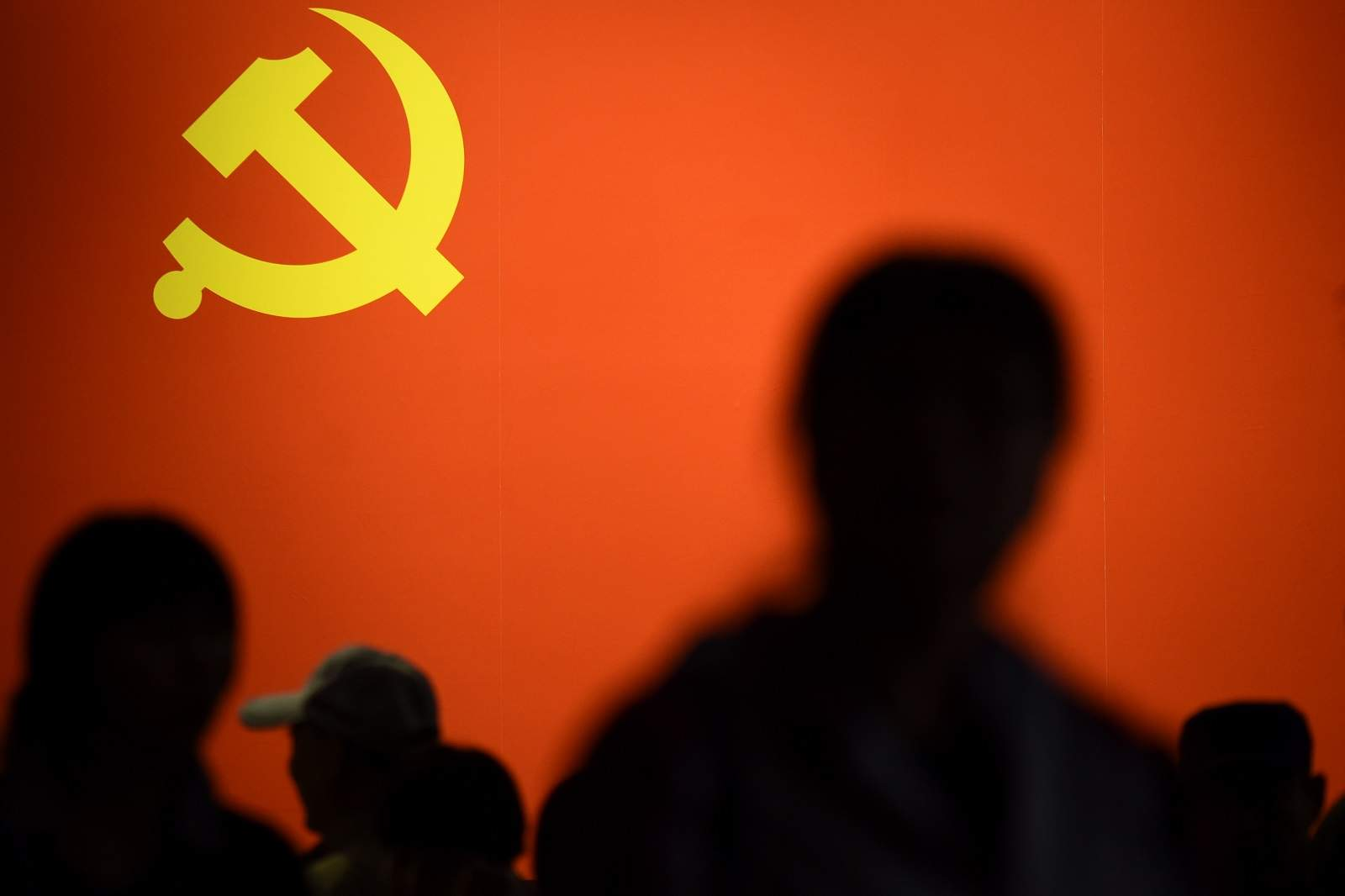 China, unlike the Soviet Union in its heyday, does not expect the world to adopt its communist model (Wang Zhao/AFP via Getty Images)
