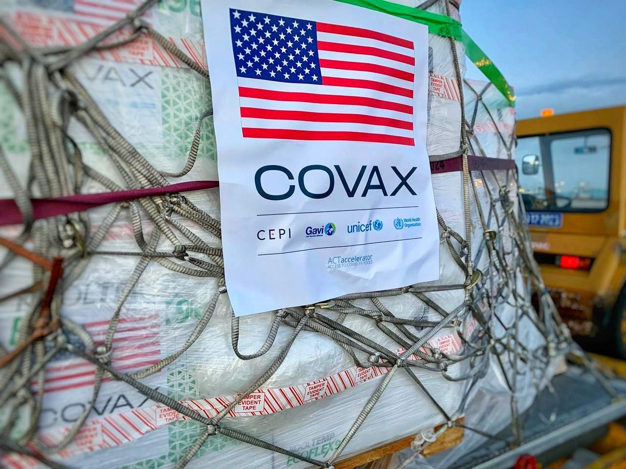 By August, only 10 per cent of the Covid-19 vaccine doses committed to multilateral vaccine programs had been shipped (US Dept of State/Flickr)