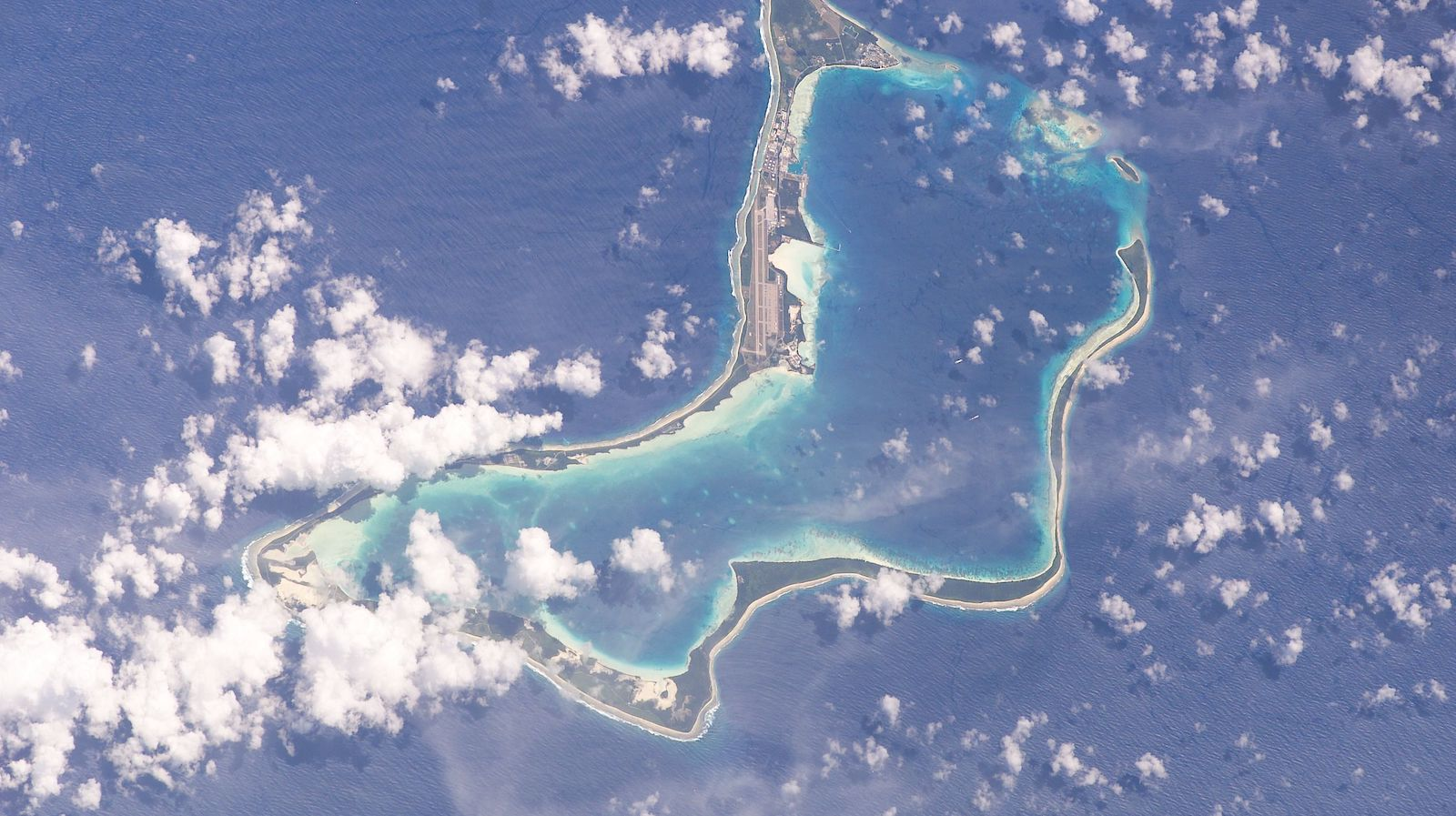 Diego Garcia (Photo: Wikimedia Commons)