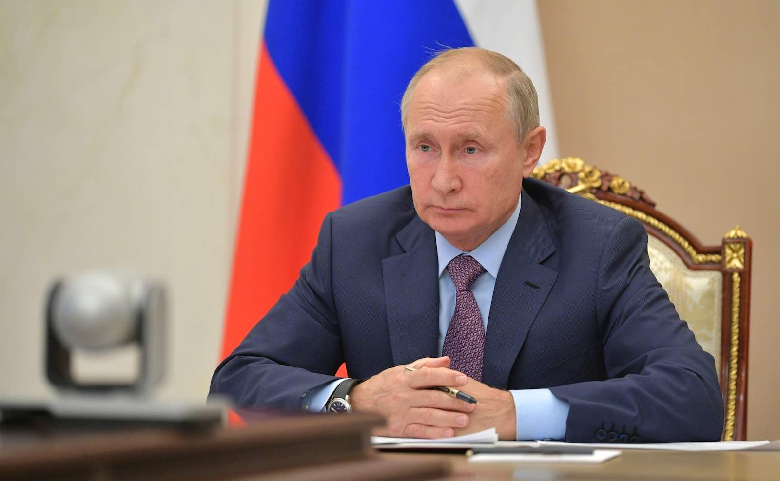 Russian President Vladimir Putin (Kremlin.ru)
