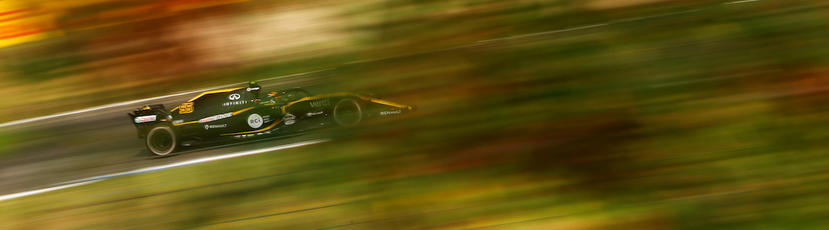 Renault sports car (Photo: Dan Istitne/ Getty)