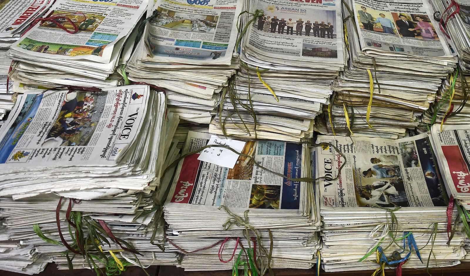 Photo: Ye Aung Thu via Getty