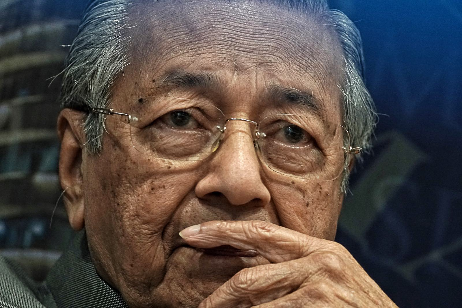 Mahathir Mohamad said confusion is the reason for Malaysia's court about-face (Photo: Rahman Roslan/Bloomberg via Getty
