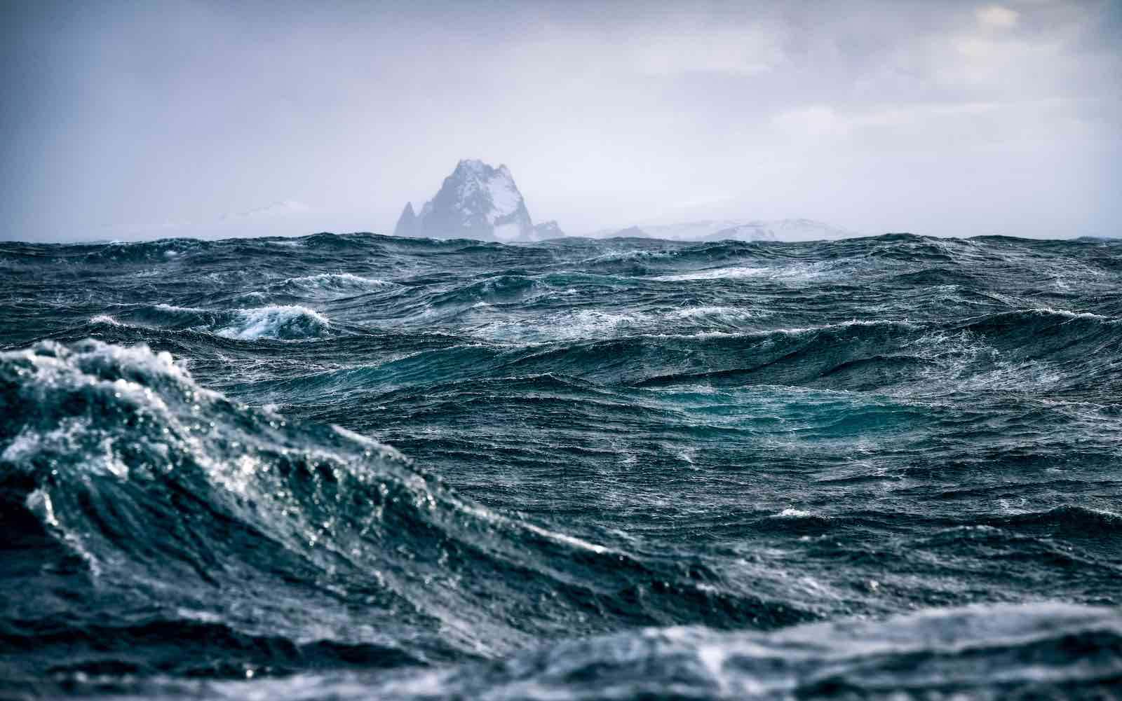 The Southern Ocean (Getty Images)