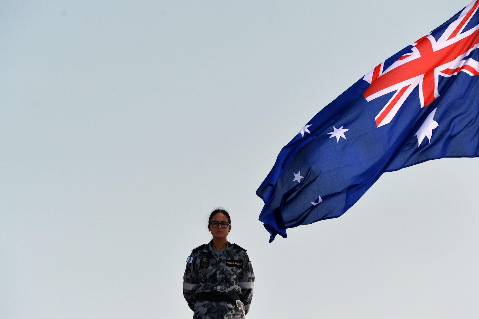 Australia's inclusion in the Malabar naval exercises would mean that all four members of the Quadrilateral Dialogue would be involved in war games in the Indo-Pacific (Ishara S. Kodikara/AFP/Getty Images)