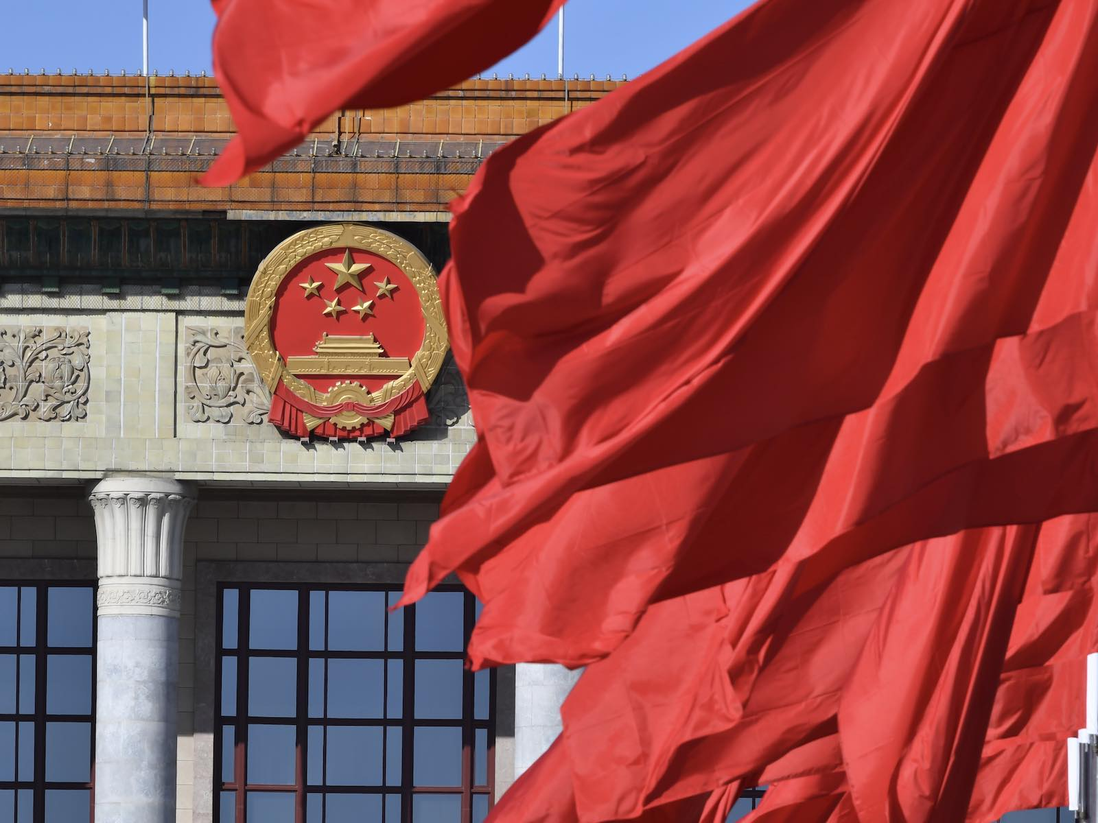 China now leads in four of the eight core measures in the Lowy Asia Power Index (Photo: VCG via Getty)