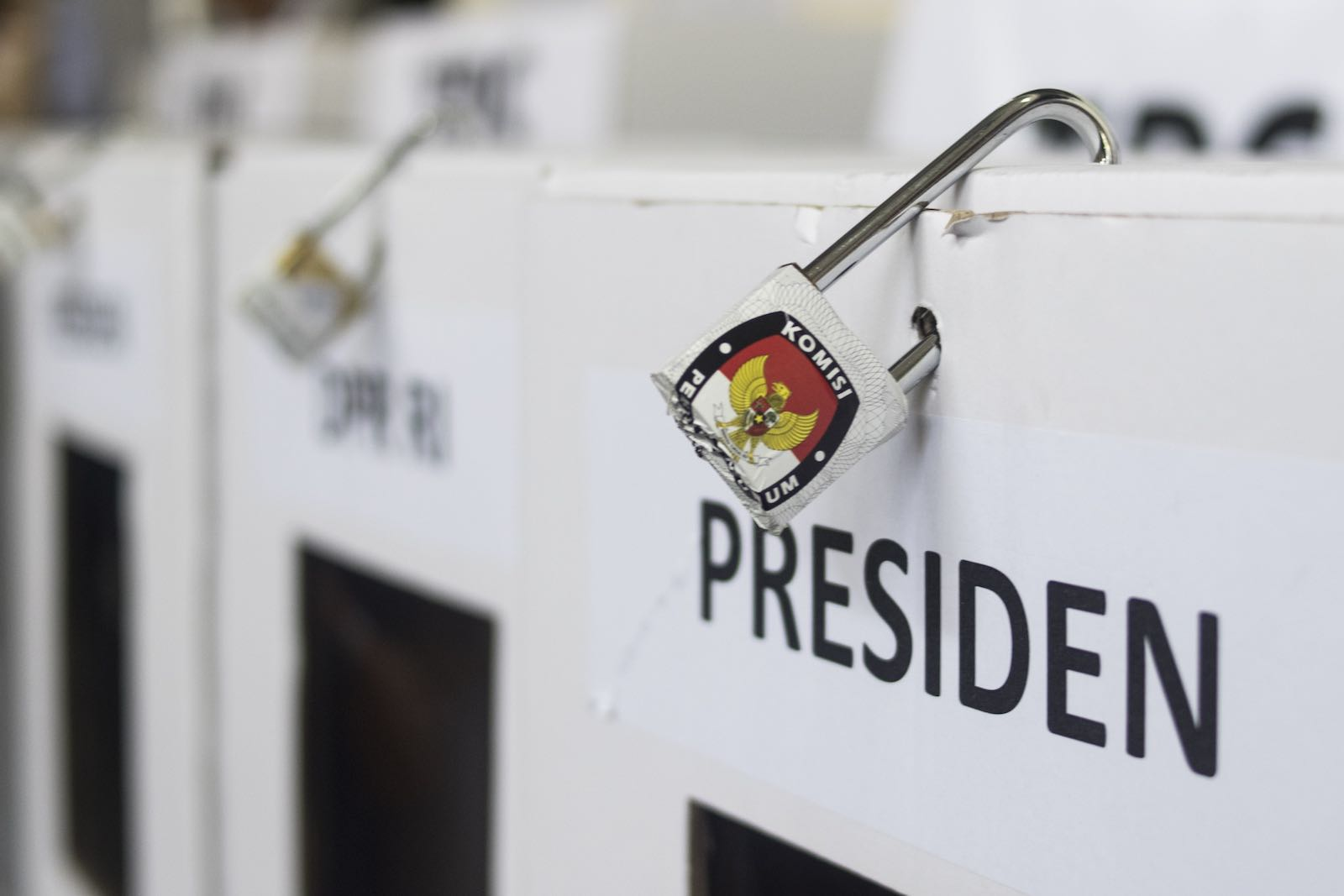 Once the ballots are counted, the test of the world awaits the victor (Photo: Adli Ghazali via Getty)