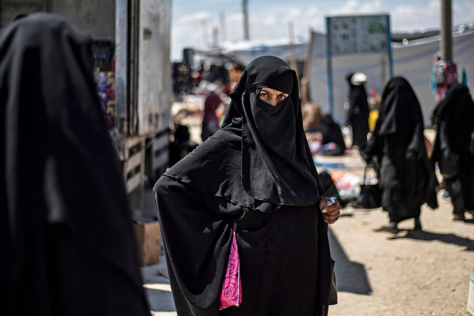 Behind the Veil: Women in jihad after the caliphate