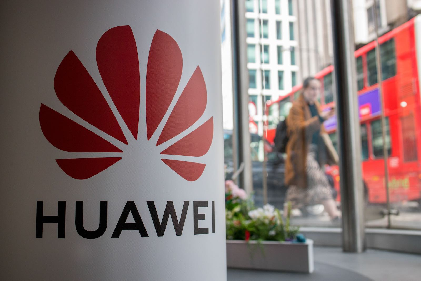 In many ways, the UK has been hedging on the Huawei issue (Photo: Tolga Akmen via Getty)