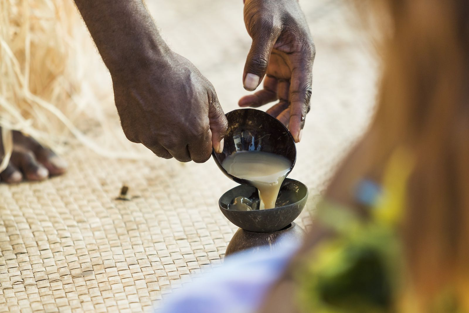 A new kava bar has opened in Auckland, but its commercial sale remains banned in Australia (Photo: Kelly Cestari via Getty)