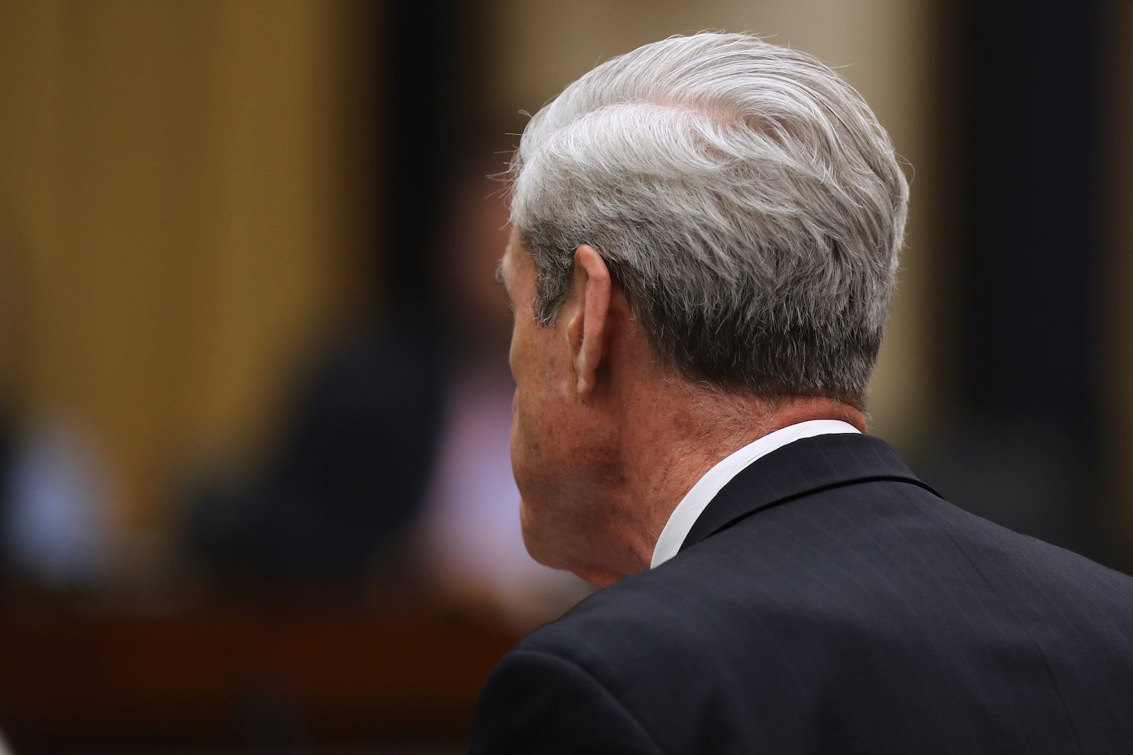 Former Special Counsel Robert Mueller testified this week before the House Intelligence Committee about his report on Russian interference in the 2016 presidential election (Photo: Chip Somodevilla/Getty)