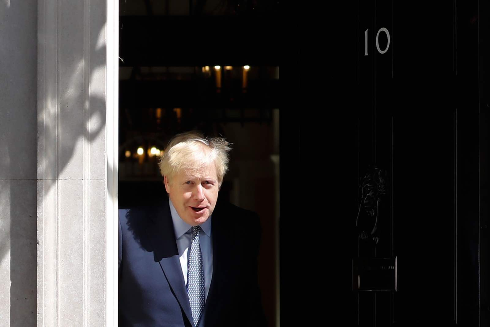 Do or die might not be the slogan Boris Johnson hoped to be remembered for (Photo: Tolga Akmen via Getty)